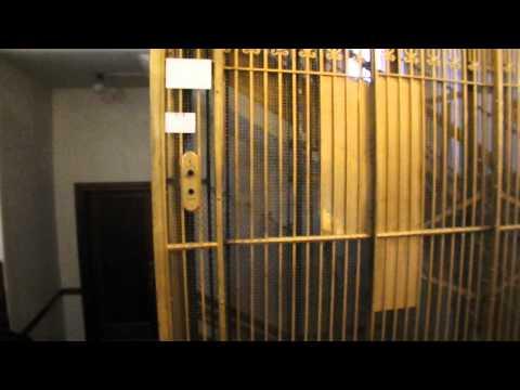 Vintage Otis Birdcage Elevator at 130 E. Kiowa in Colorado Springs, CO