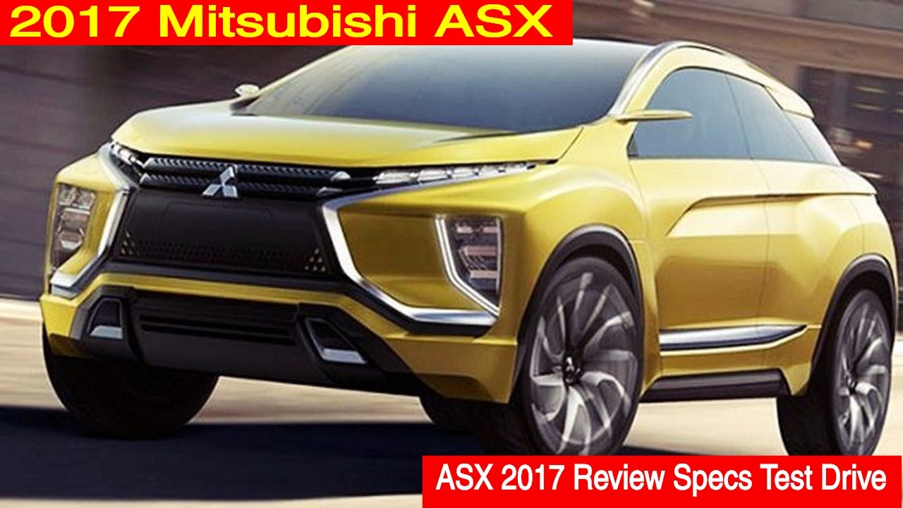 2017 mitsubishi asx review release date price specs. Black Bedroom Furniture Sets. Home Design Ideas