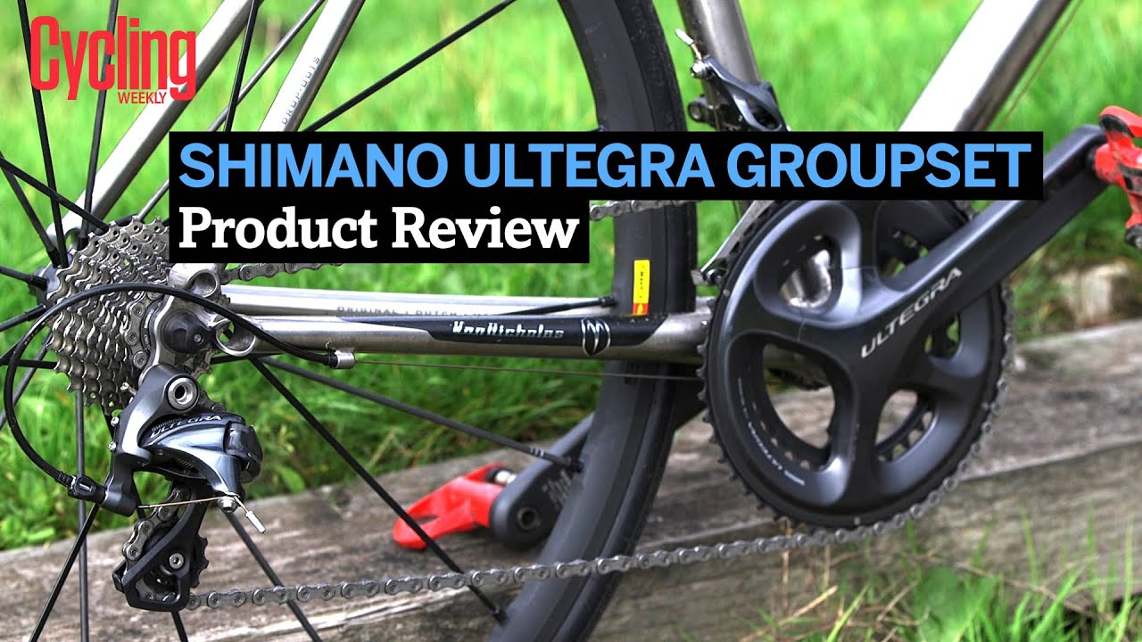 Review: Shimano Ultegra 6800 groupset | Cycling Weekly - YouTube
