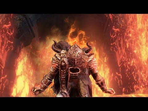 Dark Souls 3 PvP - Pyro Traps - Lava Lord