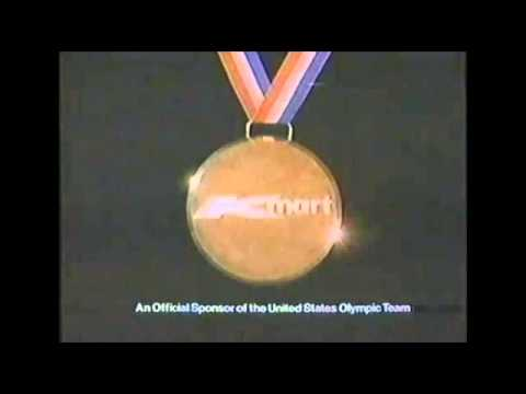K-Mart [Radio Commercial during Olympic Games] (1984)