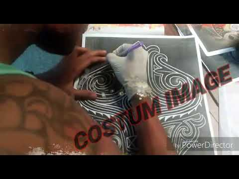The Bandiets Tattoo Kisaran Asahan. Tattoo artist by Ricky Backell at Medan Johor