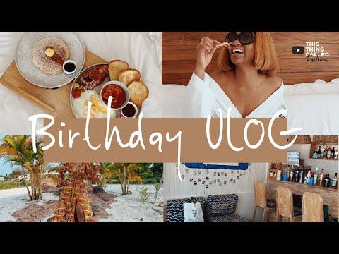 BIRTHDAY VLOG + JARA BEACH RESORT REVIEW | FUN PLACES TO VISIT IN LAGOS