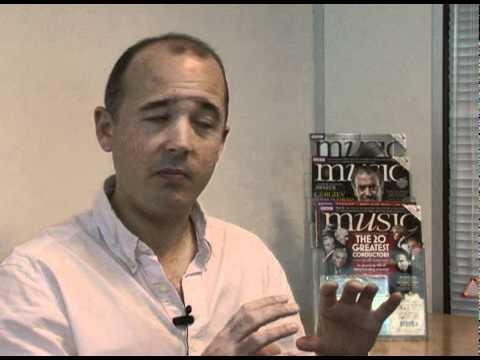 Magazine Editor Interview - Oliver Condy, BBC Music Magazine