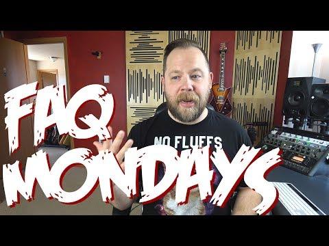 FAQ Mondays: Riff Writing & Tone Controls