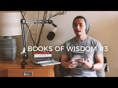 Books of Wisdom #3 - Sex At Dawn, Man's Search For Meaning and More!
