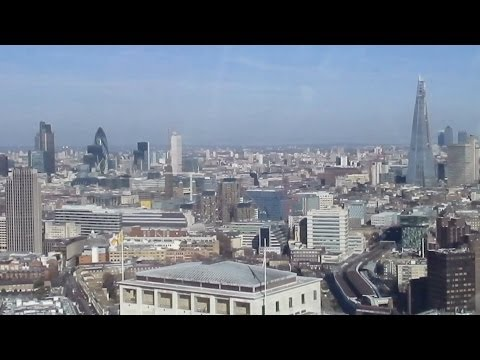 A Video Tour of London: Palace of Westminster, Thames, London Bridge, and more