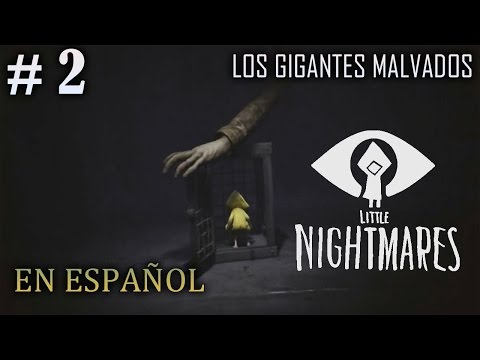 LITTLE NIGHTMARES  EPISODIO 2 HD (1080P 60FPS) PS4 XBOX ONE