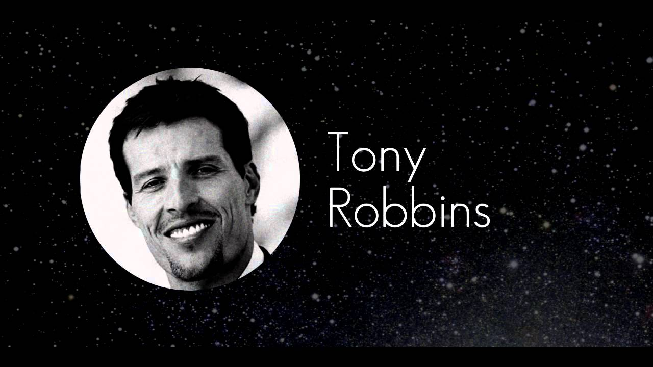 Tony Robbins Raise Your Standards Mind Power Audio Quotes