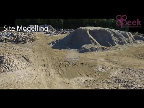 Drones Applications (Construction, Architecture, Surveying, GIS, Mining) [PEEK DRONES]
