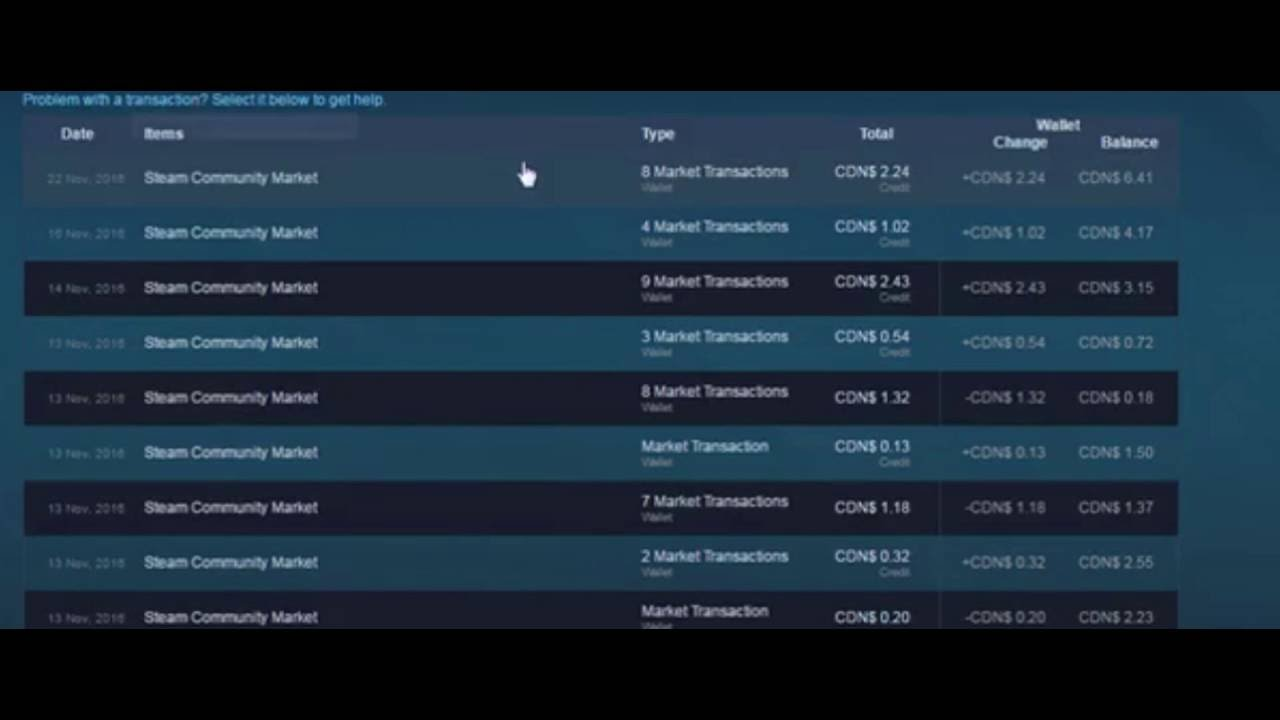 Guide See How Much Money You Spent In Steam Youtube