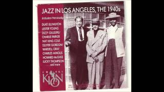 Nat King Cole Trio-Sweet Georgia Brown