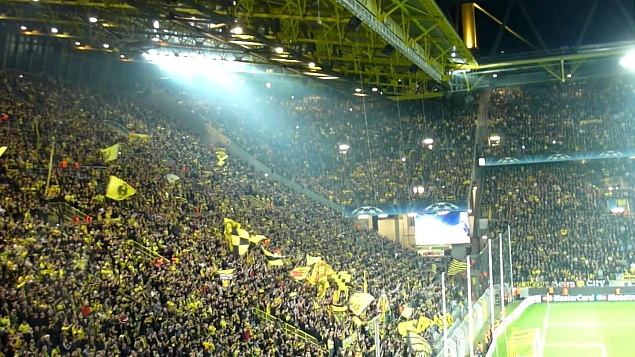 BVB - Piräus | CL-Saison 2011/2012 | Schwatzgelbe Gänsehautmomente :)