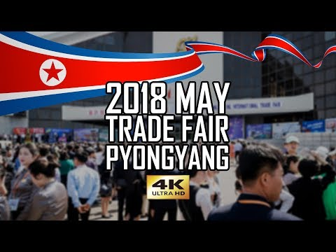 21st Pyongyang Spring International Trade Fair - North Korea