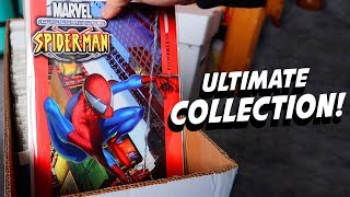'Ultimate Spider-Man' HUGE Comic Book Collection - Update 2017