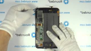 samsung galaxy tab 3 7 0 wifi sm t210 repair disassembly manual guide