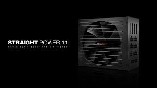 be quiet | Straight Power 11 | multi-language