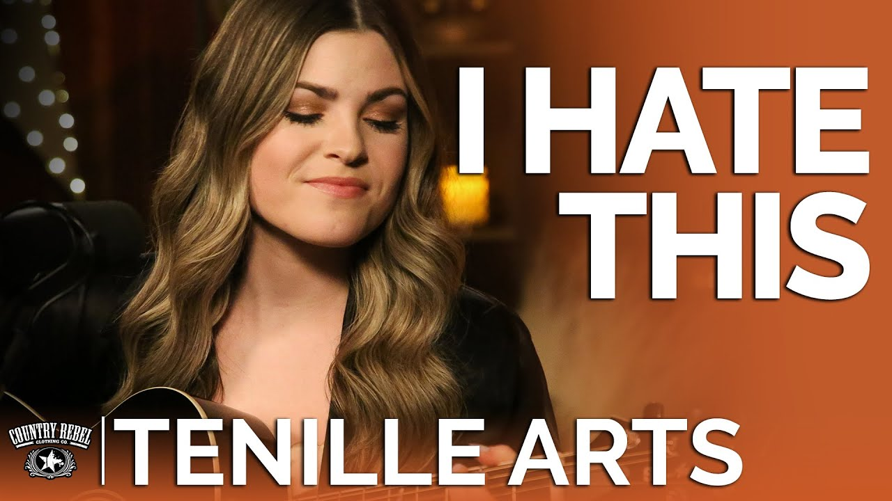 Tenille Arts — I Hate This (Acoustic) // Fireside Sessions