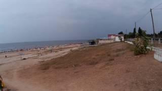 Пляж. Хорлы. Херсонская область. Украина(На море. Август месяц. Ссылка на это видео: https://youtu.be/MsWj_qaMh08., 2016-12-15T19:01:56.000Z)