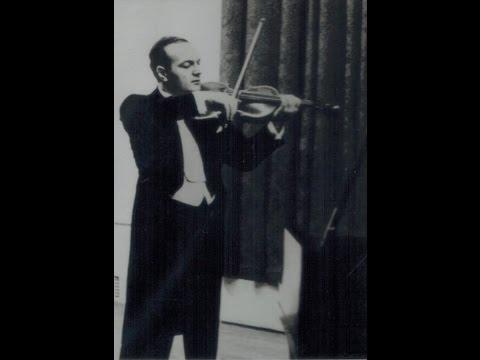 Paul Doktor plays Eccles Sonata in G Minor