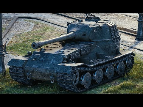 World of Tanks VK 72.01 (K) - 5 Kills 11,4K Damage thumbnail