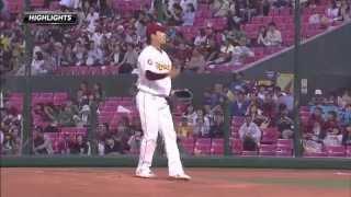 2015年8月29日の埼玉西武ライオンズ21回戦ゲームハイライト。