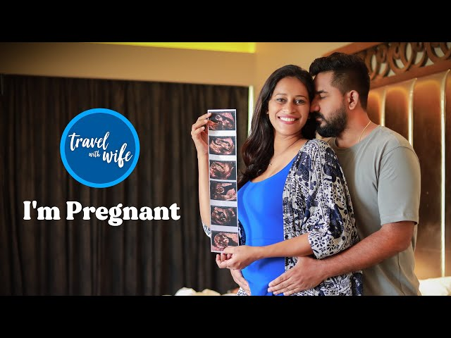 I'm Pregnant | Travel With Wife