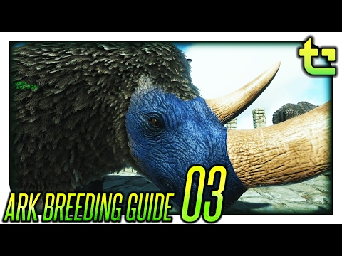 Ark Breeding || How To - Mutations Explained || TimmyCarbine