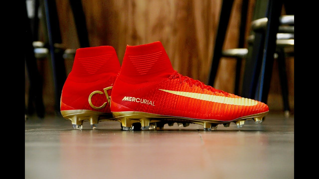 sneakers for cheap a4336 333df Bootshead | NIKE Mercurial Superfly V CR7 CAMPEÕES Campeoes Unbox