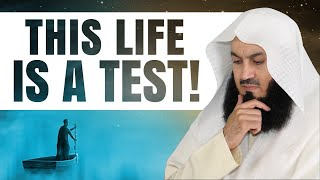  ARE YOU SUFFERING? - Mufti Menk