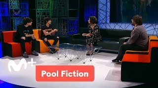 Pool Fiction: Entrevista a Javier Calvo, Javier Ambrossi y Brays Efe | Movistar+