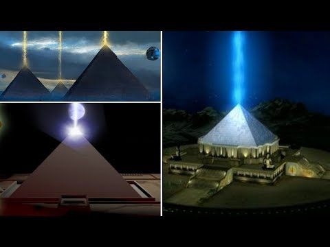 Ancient Global Civilization Connected Monuments to Earth's Energy Grid