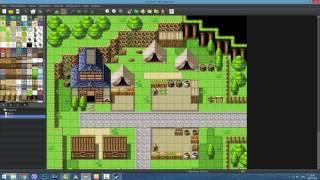 RPG Maker MV[ACE]  урок 13 -  Смена дня и ночи + игровое время.