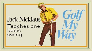 Golf My Way - One Basic Swing