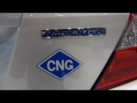 2012 Honda Civic GX CNG Quick Tour