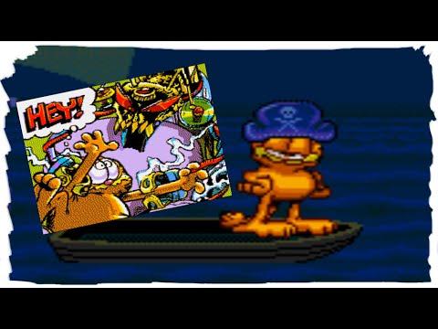 [SEGA] Garfield: Caught in the Act