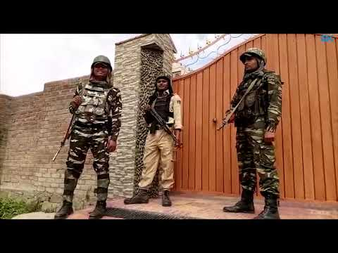 NIA conducts fresh raids in Srinagar, New Delhi in funding case
