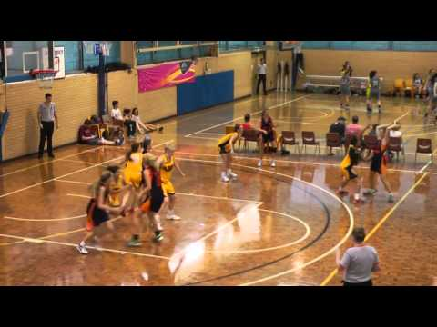 Shelby Britten (#4 Yellow), 5'4, PG, 2015 (Melbourne, Austra