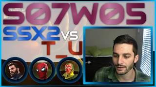 Finally a Juggernaut Miniboss | S07W05 | Marvel Contest of Champions