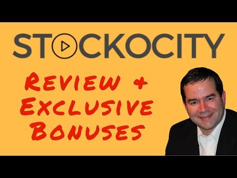 Stockocity 2 Review – 25,000 Professional HD Stock Videos Marketing Software