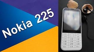 Nokia 225 Dual Sim (распаковка)