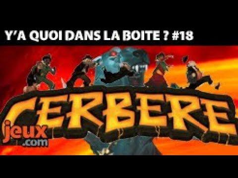 Cerbère - Unboxing