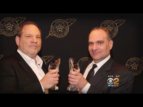 Fallout Hits Weinstein's Brother