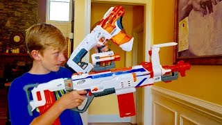 Nerf War: The Battle Within