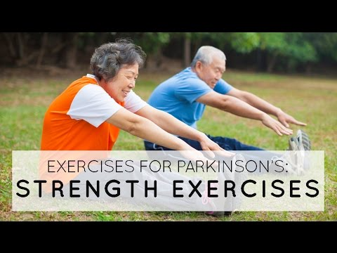 Exercises for Parkinson's: Strengthening Exercises