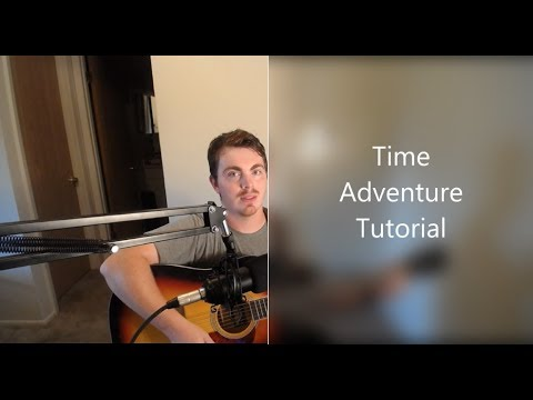 Time Adventure Tutorial / Cover - Guitar And Ukulele