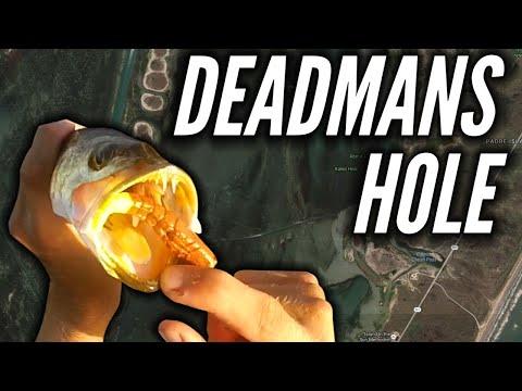 Fishing Dead Man's Hole - Corpus Christi Tx