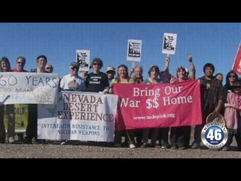 04/19/2017 Nevada National Security Site Protest