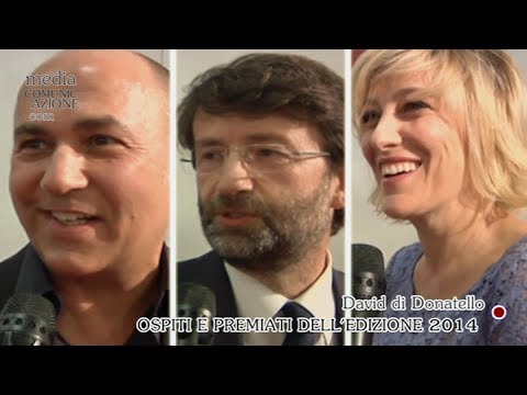 David di Donatello 2024 - Ferzan Ozpeteck, Dario Franceschin