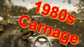 F1 Game 2013 - 1980s Carnage Thumbnail
